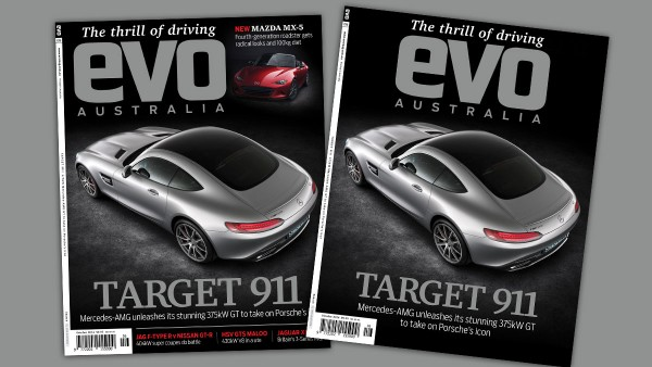 Cover of evo Australia magazine 016 - October 2014